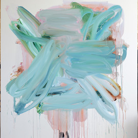 Peter Bonde - untitled, 2012, oil on canvas