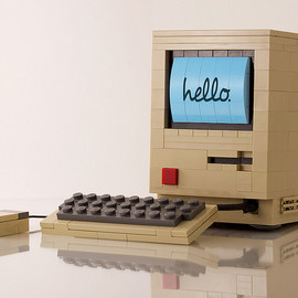 Chris McVeigh - Hello Mac I Lego