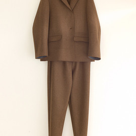 SUNSEA - FELT SUIT