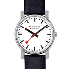 MONDAINE - Official Swiss Railways Watch Evo