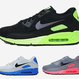 Nike - NIKE AIR MAX 90 PREMIUM COMFORT EM 3COLORS