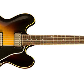 Gibson - ES-335 Dot Plain Gloss Vintage Sunburst