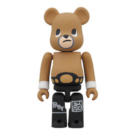 BE@RBRICK - play set products 武藤ベア? BE@RBRICK
