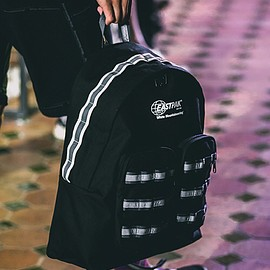 White Mountaineering×EASTPAK - REFRECTIVE TAPED DAYPACK