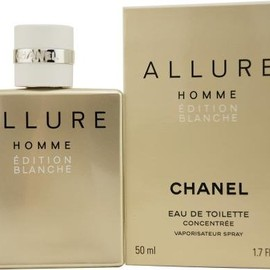 CHANEL - Allure Homme Edition Blanche Cologne by Chanel for Men Eau De Toilettes