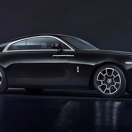 Rolls-Royce - Wraith Black Badge