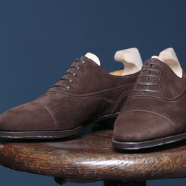 JOHN LOBB - STAFFORD, Cap Toe Shoes