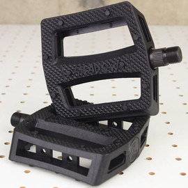 THE SHADOW CONSPIRACY - *THE SHADOW CONSPIRACY* ravager pc pedal (blk)