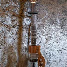 Ampeg (Dan Armstrong) - Lucite Guitar '70