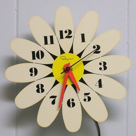 Ingraham - Daisy Electric Wall Clock