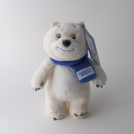Sochi 2014 Mascot Collection - Polar Bear, Leo and Hare