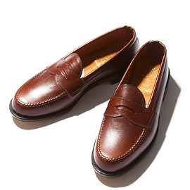 ALDEN - beauy&youth 別注 alden grain loafer