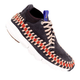 Nike - Air Footscape Woven Chukka - Knit Night Stadium/Night Stadium