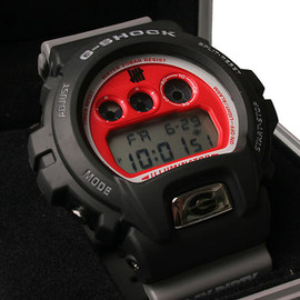 Casio  - G-Shock x UNDFTD