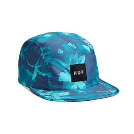 HUF - FLORAL VOLLEY (Navy Floral)