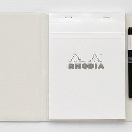 RHODIA - RHODIA cover with JOTTER LIMITED EDITION SILVER