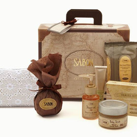 SABON - Travel set