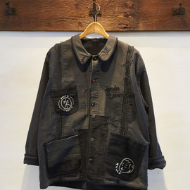 Porter Classic - Custom Shirt Jacket