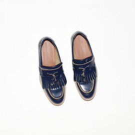 WOMAN BY COMMON PROJECTS - Fringe Loafer