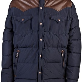 PEN FIELD - STAPLETON JACKET