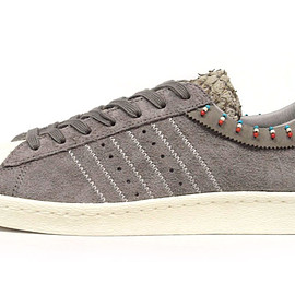 """adidas - SUPERSTAR 80V INVINCIBLE """"INVINCIBLE"""" """"LIMITED EDITION for CONSORTIUM"""""""