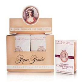 Papier Poudre - Oil Blotting Papers