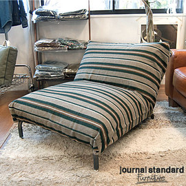 journal standard Furniture - RODEZ CHAIR BasShu Flannel Strip