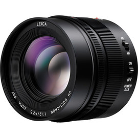 Panasonic - Leica DG Nocticron 42.5mm f/1.2 ASPH Power OIS Lens