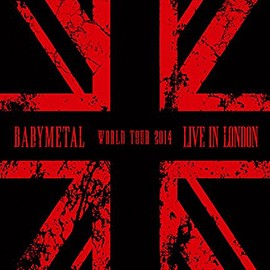 BABYMETAL - world tour 2014 live in london
