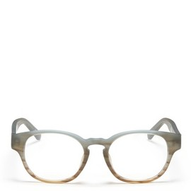 3.1 Phillip Lim - Round frame plastic optical glasses