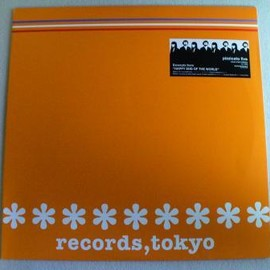 """PIZZICATO FIVE - Happy End Of The World (12"""")"""