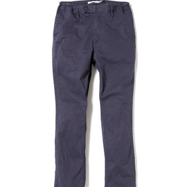 nonnative - DRIVER PANTS - C/P GABA STRETCH