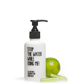 STOP THE WATER WHILE USING ME! - ALL NATURAL CUCUMBER LIME HAND BALM