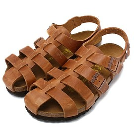 BIRKENSTOCK - ZADAR NL Antique Brown