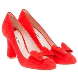 Miu Miu - Red Heel