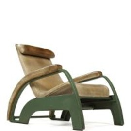 "Jean PROUVE - Fauteuil ""Grand Repos"" - 1930"