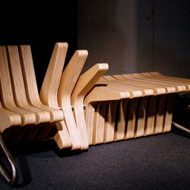BEYOND Studio - Coffee Bench
