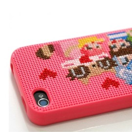 NeoStitch DIY iPhone Case