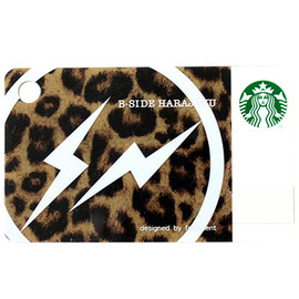 STARBUCKS - Starbucks Card × fragment design
