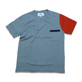 Peel&Lift - multi-color pocket Tshirt