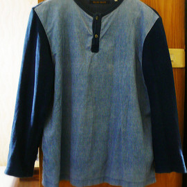 BlueBlue - Indigo long sleeve