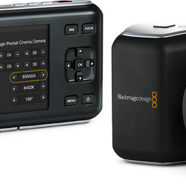 Blackmagic Design - Blackmagic Pocket Cinema Camera