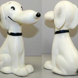 Hungerford - SNOOPY Doll 1950s