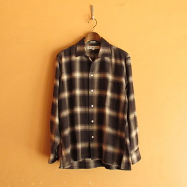 INDIVIDUALIZED SHIRTS - Athletic Fit Flannel Shirts