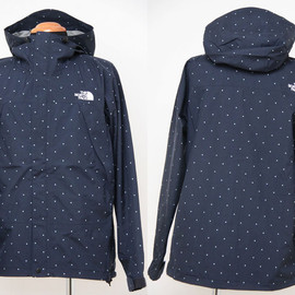 THE NORTH FACE - Novelty Dot Shot Jacket (GreenDot)