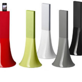 Parrot - Zikmu by Philippe Starck Wireless Stereo Speakers