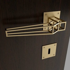 studioforma associated architects - outline    door handle