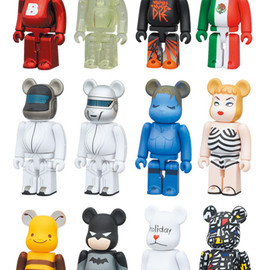 MEDICOM TOY - BE@RBRICK SERIES 21