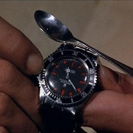 ROLEX - 007 Gadgets - ROLEX Reference 5513 Submariner : Live and Let Die : 007死ぬのは奴らだ