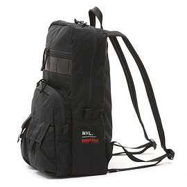 MHL X BRIEFING - BACKPACK